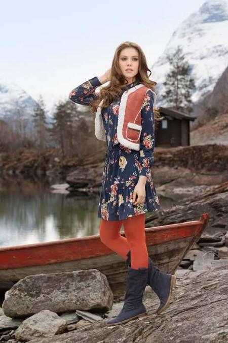 Яркие краски — отличительная особенность одежды Sela