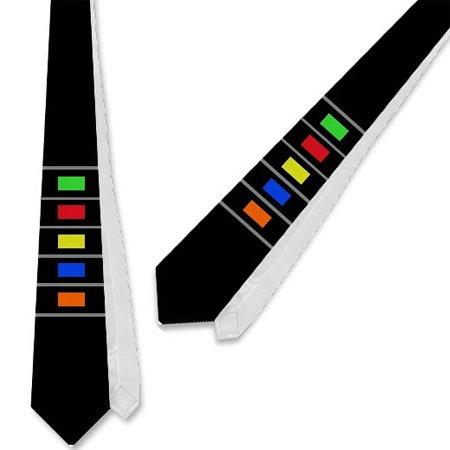 Как разнообразить офисные будни: обзор самых необычных галстуков — фото 13
