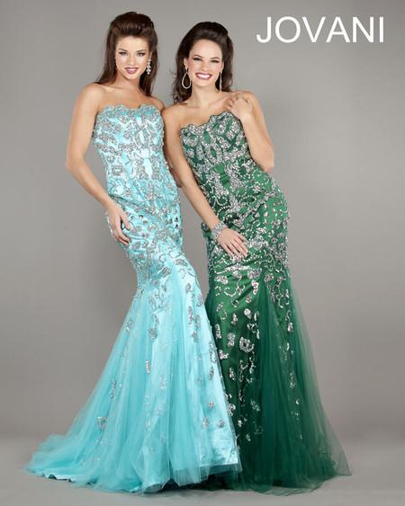 Коллекция платьев Jovani 2013 для самых торжественных событий — фото 9