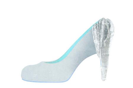 Оригинальные фантазийные туфельки от Йорико Юды — фото 27