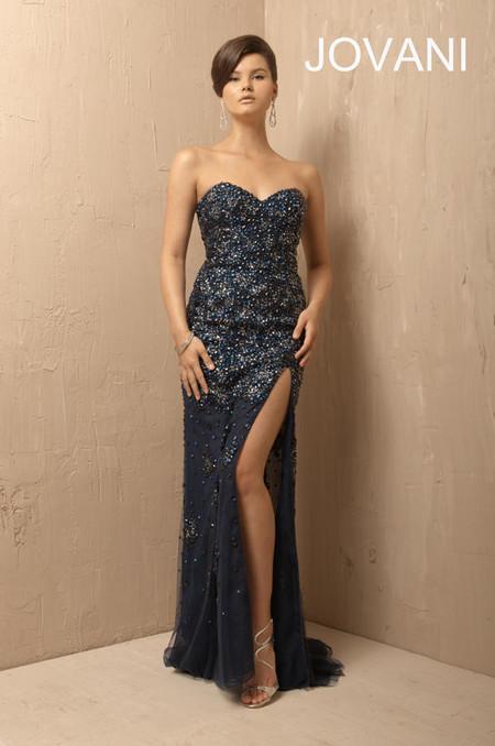 Коллекция платьев Jovani 2013 для самых торжественных событий — фото 21