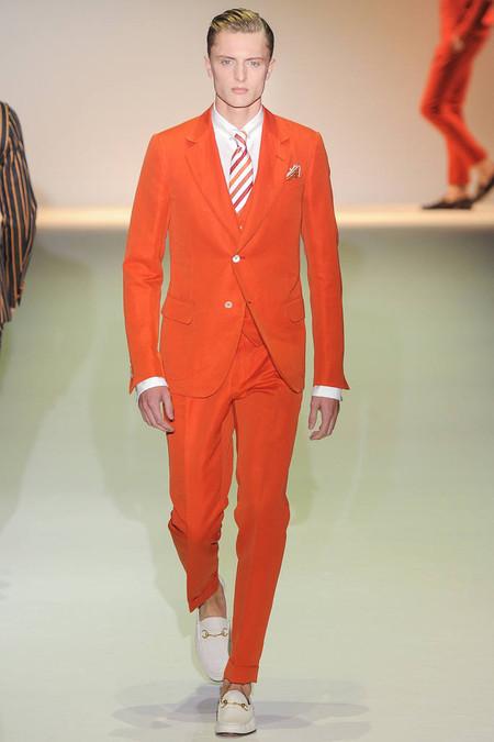 Мужские костюмы 2013: много, очень много яркости и цвета)) — фото 48