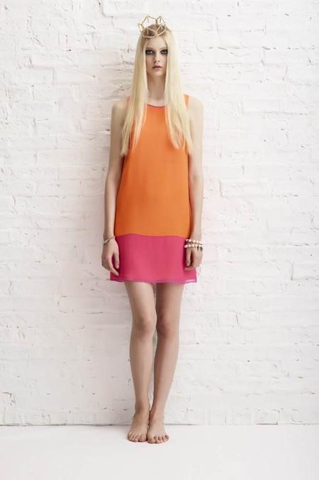 В ожидании тепла: женственная коллекция Erin Fetherston весна-лето 2013 — фото 16