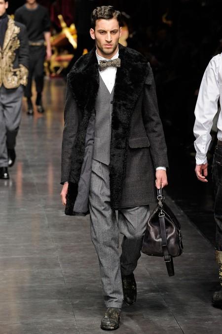 Модная зима 2013: тренды мужской моды — фото 19