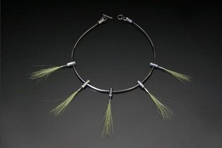 """Ожерелье """"Трава"""""""