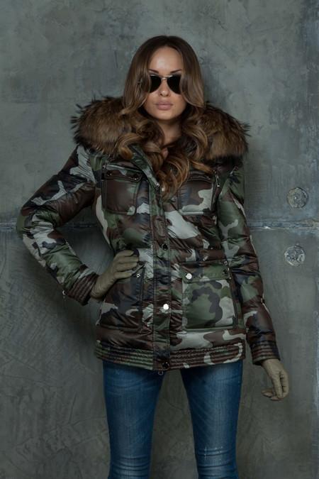 зимняя коллекция верхней одежды