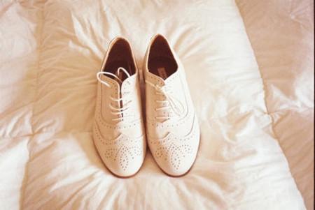 Очаровательные оксфордские ботиночки