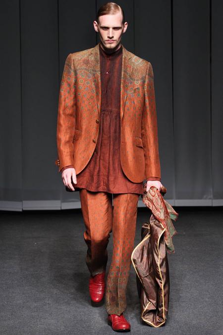 Мужские костюмы 2013: много, очень много яркости и цвета)) — фото 14