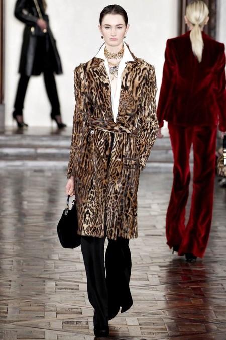 Больше! Больше яркости и цвета: модные принты зимы 2012-2013 — фото 26