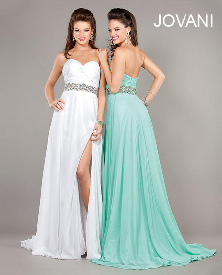 Коллекция платьев Jovani 2013 для самых торжественных событий — фото 24