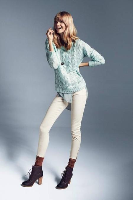 Одежда для истинной Женщины в осенне-зимней коллекции Reserved — фото 4