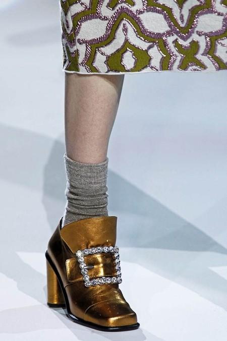 Модные «бездельники» - лоферы 2012 — фото 12