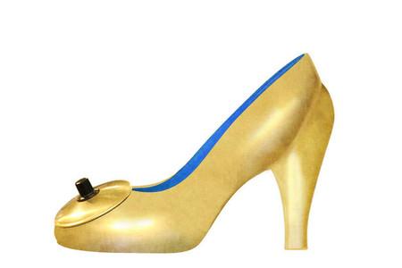 Оригинальные фантазийные туфельки от Йорико Юды — фото 19