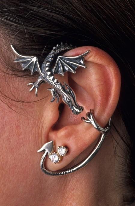 Впечатляющие драконы)