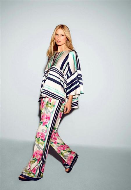 Пижамный стиль в одежде – противоречивый тренд грядущего сезона — фото 7