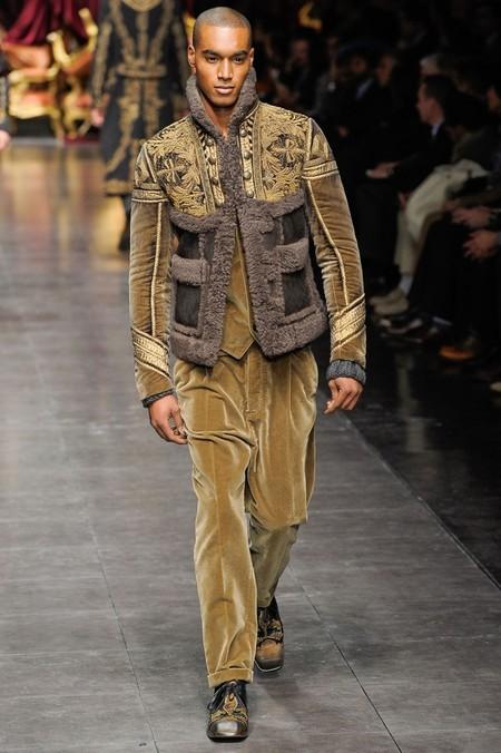 Модная зима 2013: тренды мужской моды — фото 11