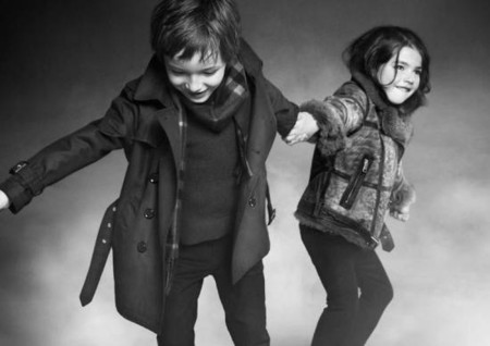 Детская мода осень 2012: все по-взрослому! — фото 4