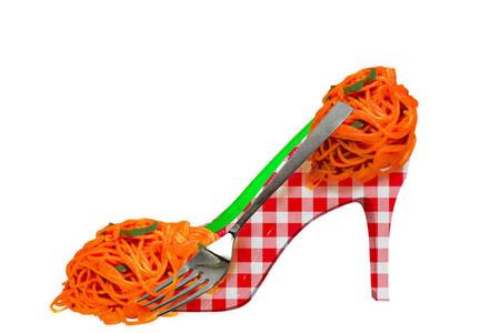 Оригинальные фантазийные туфельки от Йорико Юды — фото 11