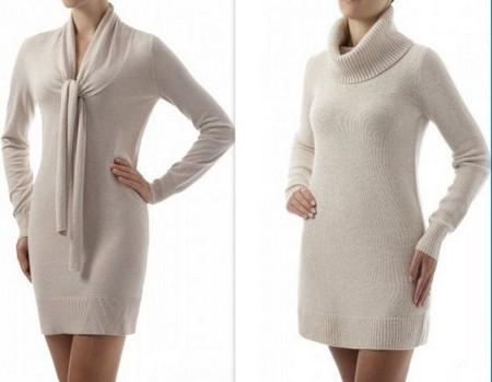 Платья нежно-молочного цвета