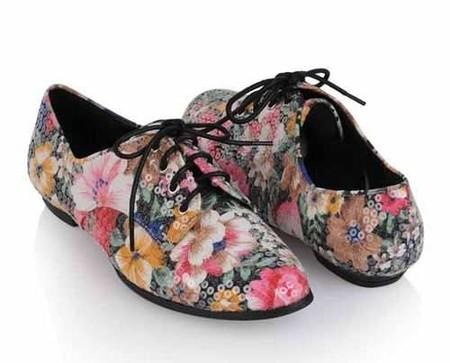 Обувь английских модников и модниц - стильные оксфорды — фото 19