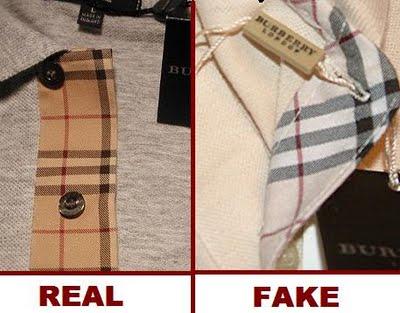 Полный бренд: как отличить настоящий Burberry от подделки — фото 11