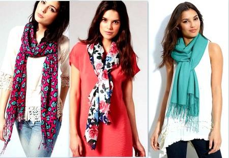 Самые простые и быстрые способы завязывания шарфа