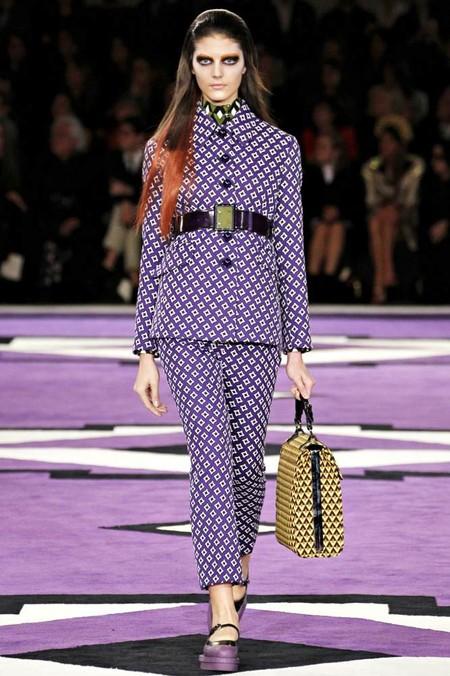 Больше! Больше яркости и цвета: модные принты зимы 2012-2013 — фото 4