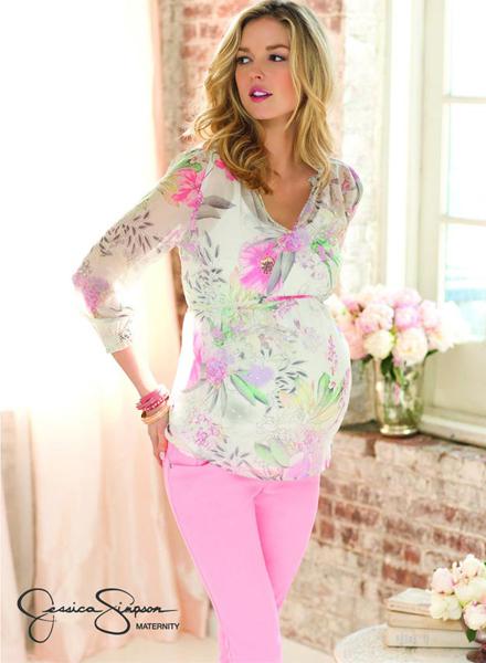 Какую одежду выбирать беременным женщинам летом — фото 14
