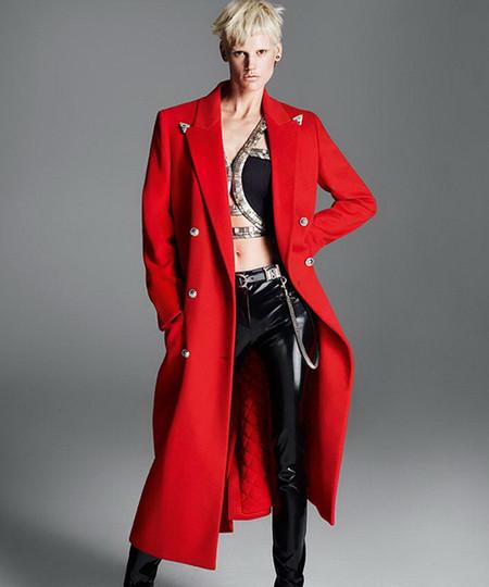 РОКовые красотки: рекламная кампания Versace, приуроченная к осенне-зимнему сезону 2013-2014 — фото 14
