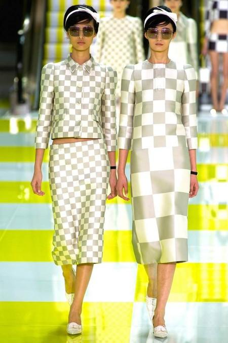 Партия в шахматы: весенне-летняя коллекция Louis Vuitton — фото 9