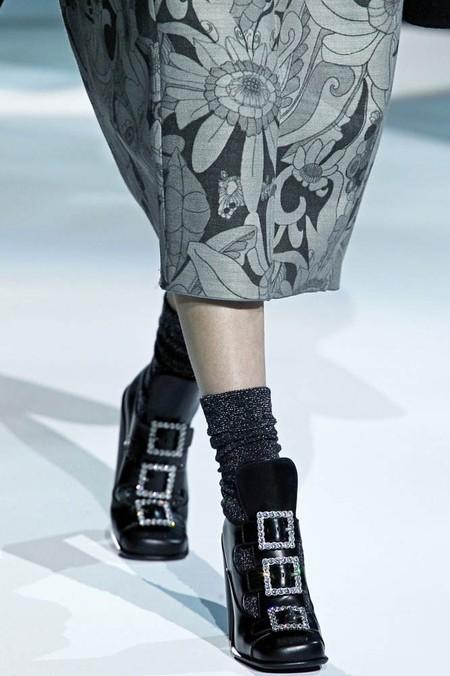 Модные «бездельники» - лоферы 2012 — фото 14