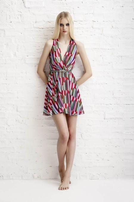 В ожидании тепла: женственная коллекция Erin Fetherston весна-лето 2013 — фото 24