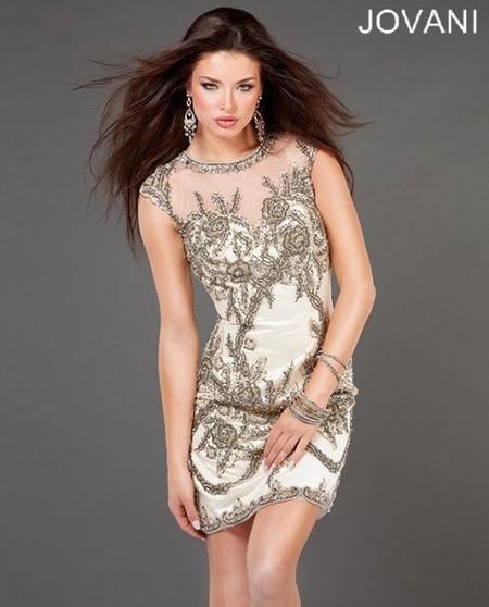 Коллекция платьев Jovani 2013 для самых торжественных событий — фото 47