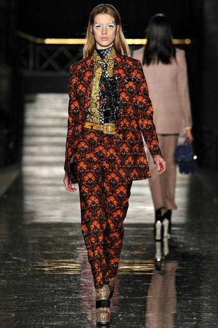 Больше! Больше яркости и цвета: модные принты зимы 2012-2013 — фото 8