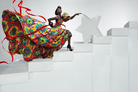 Модная экзотика: этнический стиль в одежде — фото 14