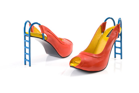 Туфли-лесенки