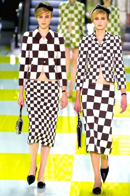 Партия в шахматы: весенне-летняя коллекция Louis Vuitton — фото 5