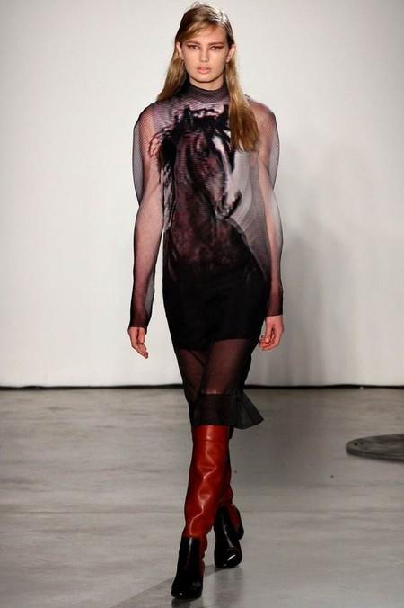 Больше! Больше яркости и цвета: модные принты зимы 2012-2013 — фото 33