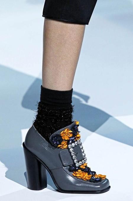 Модные «бездельники» - лоферы 2012 — фото 7