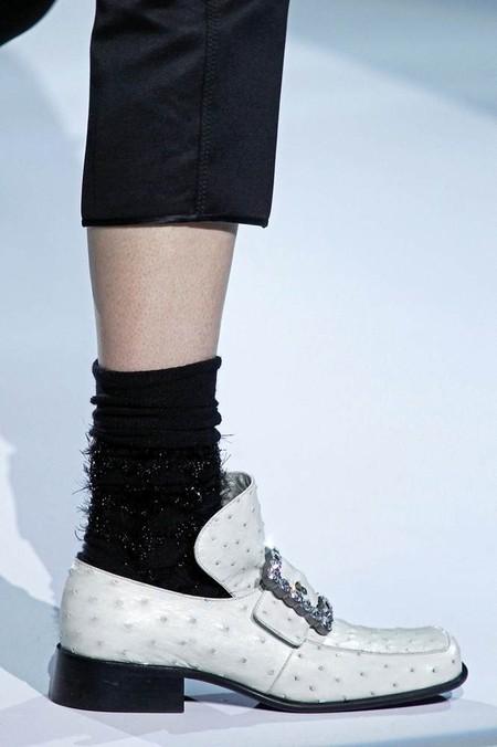 Модные «бездельники» - лоферы 2012 — фото 8