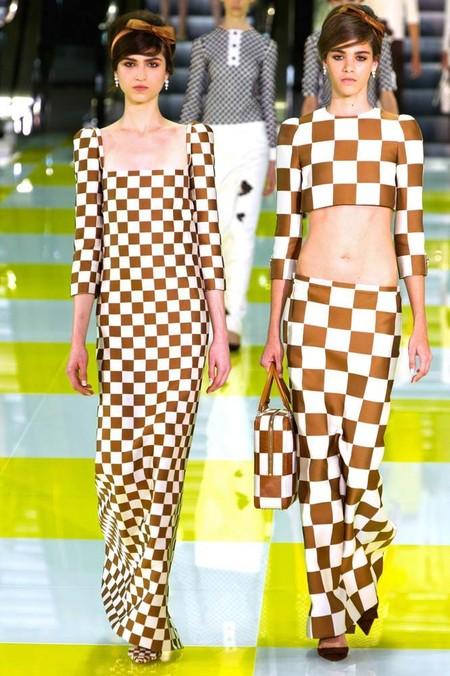 Партия в шахматы: весенне-летняя коллекция Louis Vuitton — фото 11