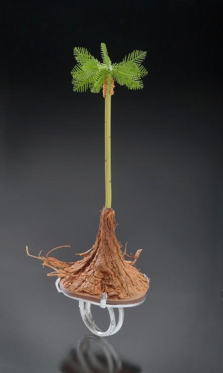 Коллекция украшений Сары Худ: сады Дзен на ладони — фото 6