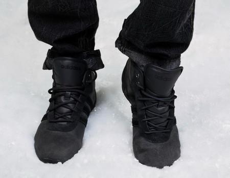 зимняя коллекция обуви адидас.