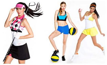 «Быстрее, Выше, Сильнее»! Спортивный стиль в весенне-летних коллекциях 2012 — фото 6