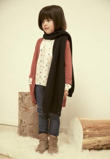 Детская мода осень 2012: все по-взрослому! — фото 24
