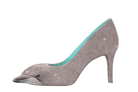 Милые дельфинята