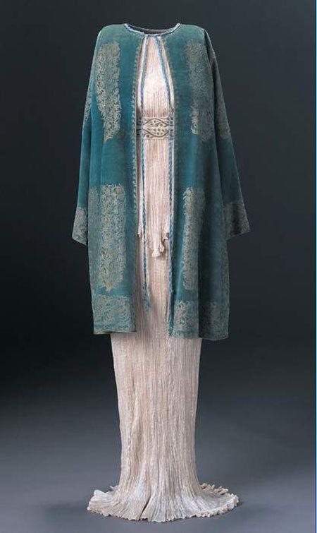 Одежда ар-деко 20-х годов
