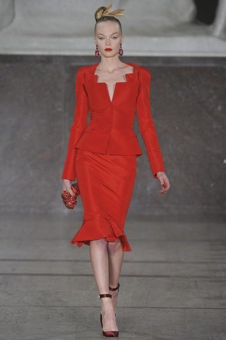 Цветовая палитра осени 2012: мода на благородные тона — фото 15