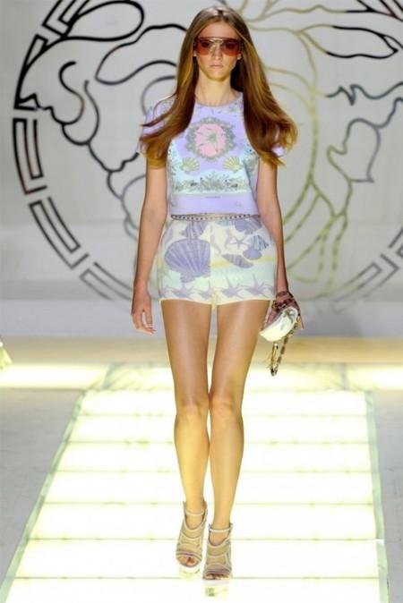 Коротко о брюках: шорты. Самые трендовые модели лета 2012 — фото 18