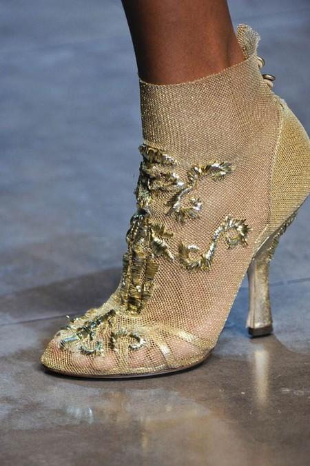 Ботильоны – обувной фаворит осени 2012 — фото 15